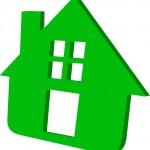Premier Home Repairs House Green Logo