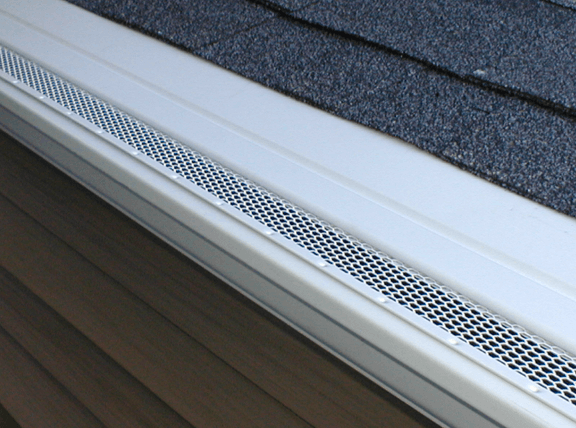Tired Of Debris In Your Rain Gutters Great Gutter Covers