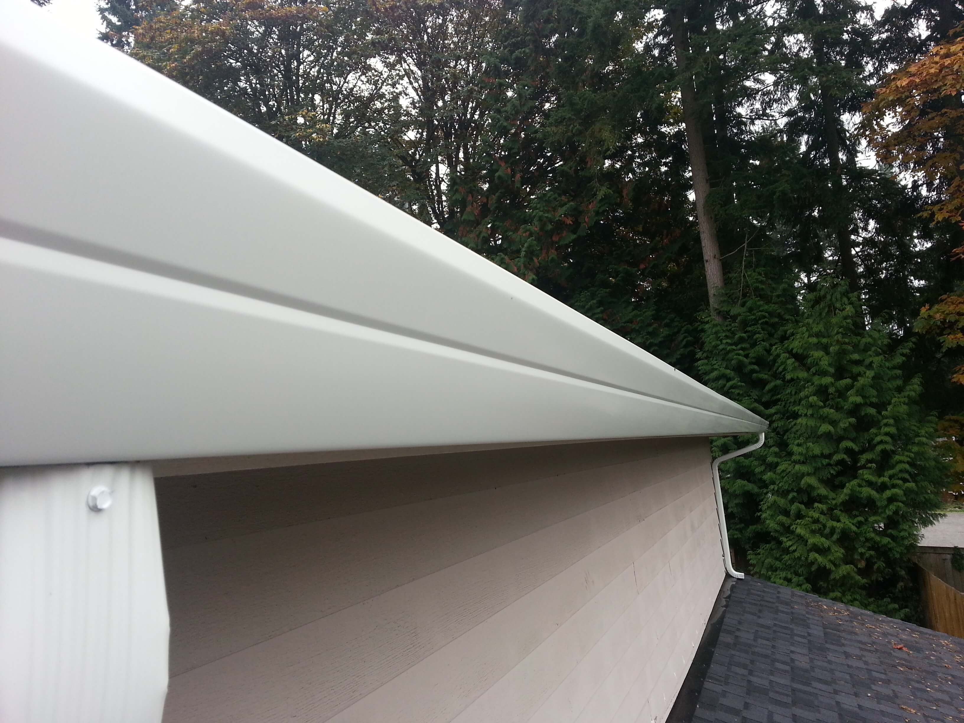 Continuous Gutters Bellevue And Seattle Gutter