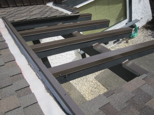 PVC Gutters and Built up Gutters